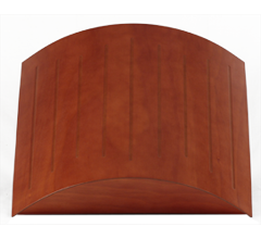 Poly Wood Fuser Cherry